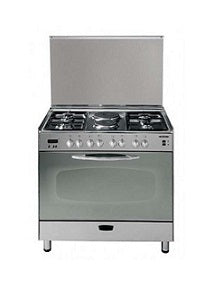 Elba By Fisher & Paykel 96X770 Stainless Steel Gas & Electric Cooking Range 220 Volts