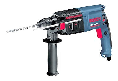 Bosch GBH2-22RE 620 Watts Rotary Hammer with Drilling