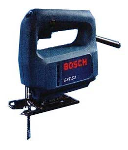 Bosch GST54 Jig Saw with Double Insulation 220 Volts