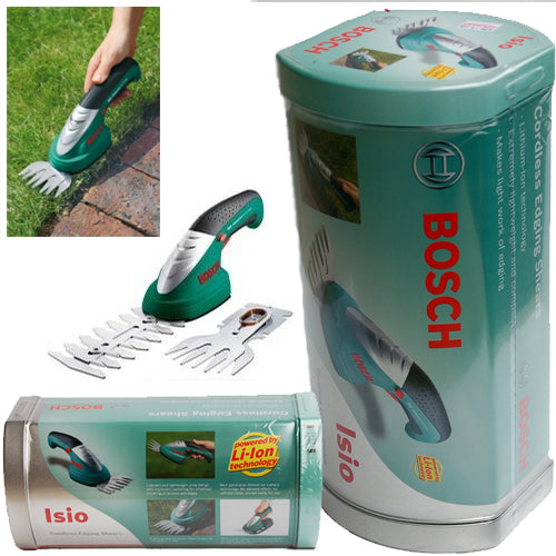 Bosch ISIO Cordless Grass Shear for 220 Volts