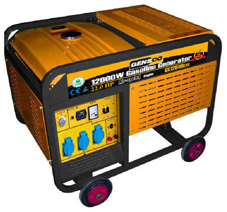 Generator D12000 8500 Watts Portable Diesel Engine 220V