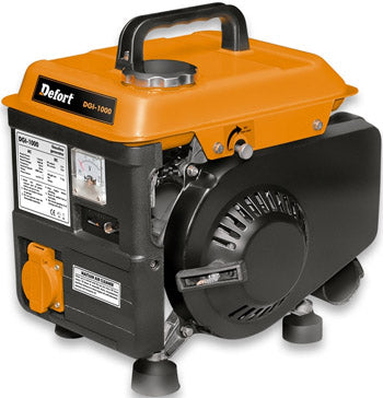 Defort (Germany) DE-DGI1000 1000 Watts Generator 220V