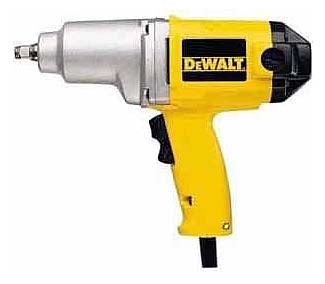 Dewalt DW293 Impact Wrench for 220 Volts