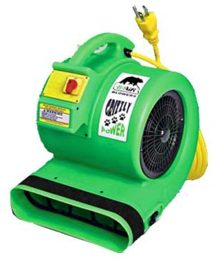 EWI GP1 Carpet Blower for 220 Volts