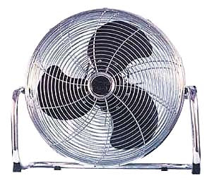 "EWI EGPF381X 12"" Desk High velocity Air Circulator/Fan for 220 V"