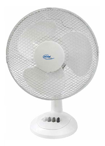 Elta-Germany 9030 12'' Oscillating Table Fan 220 Volts