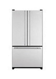 Whirlpool G37026FEAS 25 Cu Ft. Three-Door Refrigerator 220V