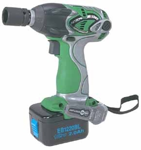 Hitachi WR12DM2 Cordless Impact Wrench 220V