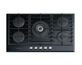 "KitchenAid KHGL9010 90cm 36"" Gas Built-In Cook Top 220V"