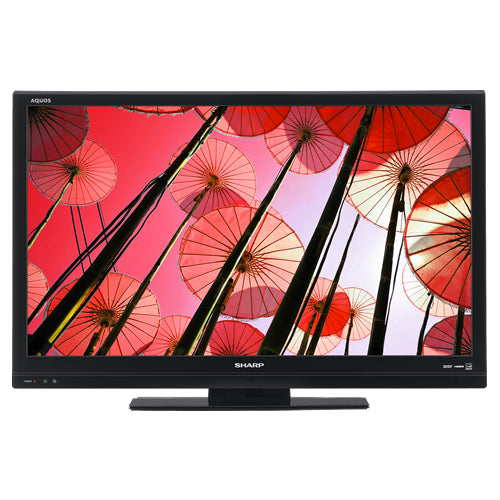 Sharp LC-39LE440M 39'' Multi-System Full HD 1080p LED TV for 110-220 Volts