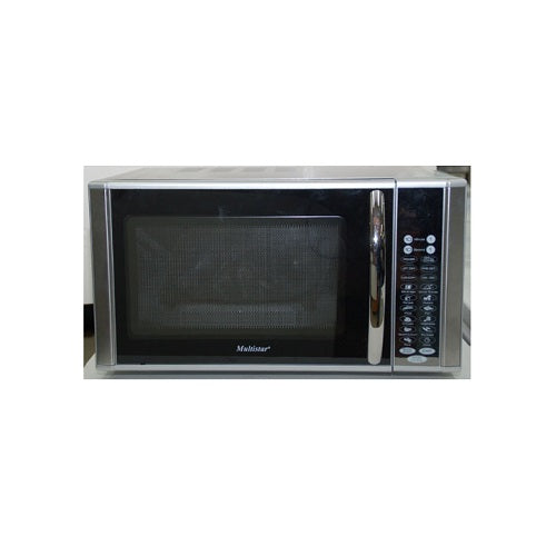 Multistar MW30S1000GSH Grill Microwave Oven 220 Volts