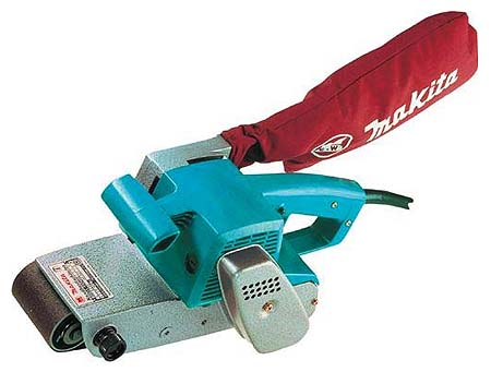 Makita 9924DB Belt Sander for 220-240 Volts 50Hz