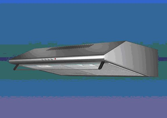 Multistar MUC36HDSS Stainless Steel Ducted/Ductless Range Hood 220 Volts