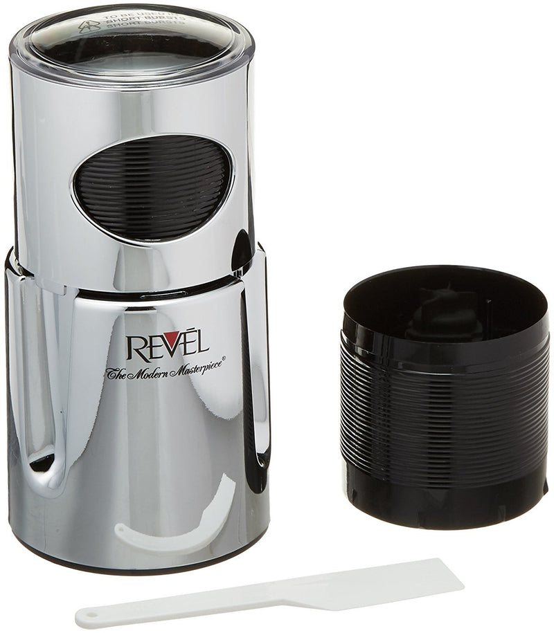 Revel CCM101CHL Wet and Dry Grinder with Extra Grinder for 110 Volts