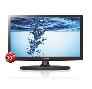 "Samsung UA-22ES5000 22"" Multi System LED TV Full HD 1080p"