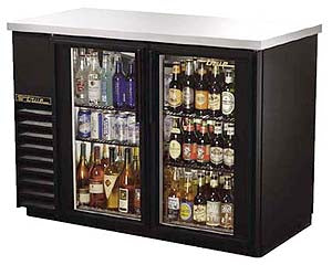 True ETB24-48G Commercial Wine Coolers for 220 volts
