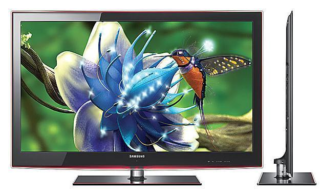 "Samsung UA-40C5000 40"" 1080p Multi-System HD LED TV"