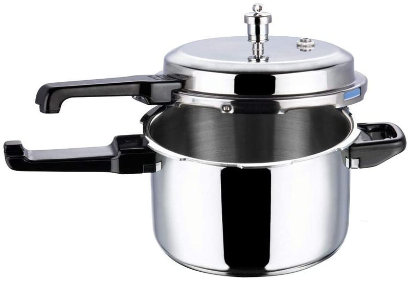 Vinod 5 Liter Stainless Steel Sandwich Bottom Pressure Cooker