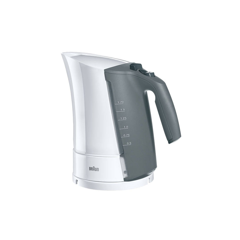 Braun WK300 White 1.6 Liter 2200 Watts Electric Tea Kettle 220V