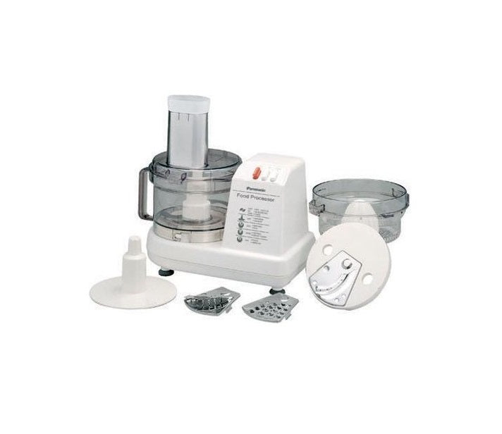 PANASONIC MK-5086 FOOD PROCESSOR WITH JUICER ATTACHMENT 220V