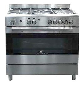 FRIGIDAIRE FPGFT9055CLS GAS COOKING RANGE FOR 220/240 VOLTS