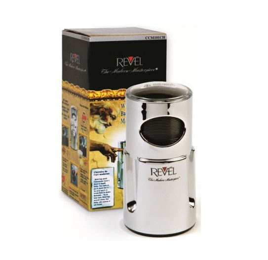 Revel CCM104CH Wet and Dry Coffee Spice Grinder 220 Volts