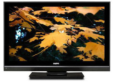 Sanyo 19R30 19'' Multi-System PAL/NTSC LCD TV for 110-240 Volts