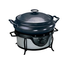 Crock-Pot SC7500 4.7L Sauté Traditional Slow Cooker 220 Volts