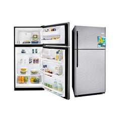 Frigidaire MRTW20V6PS Top Mount Refrigerators 220V