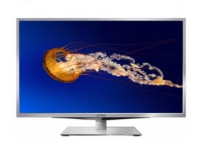 Toshiba 40VL20 40'' Full HD 1080p 3D Multi-System LED TV