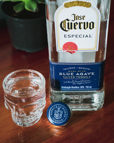 How many calories are in tequila?