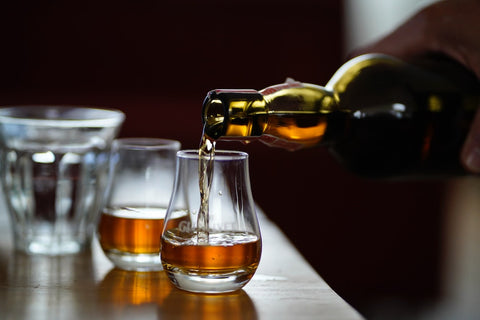 Let's learn how to drink whiskey