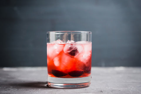 Sweet Vermouth and whiskey