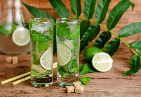 Lime Juice gin