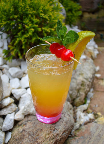 The Best Tequila Sunrise