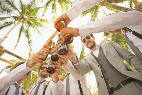 Buying liquor in bulk for your wedding