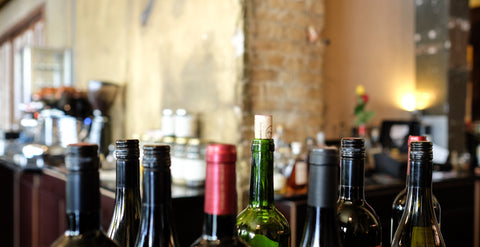 how to stored wine