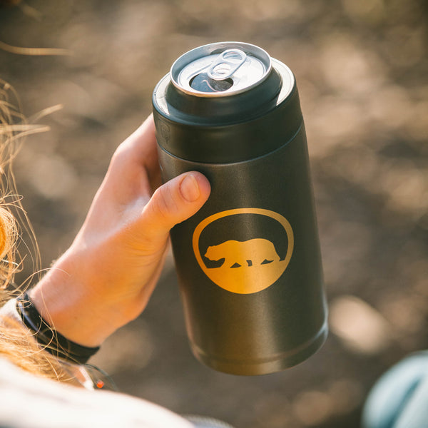 "ASB Grizzly ""Pounder"" Insulated Koozie"