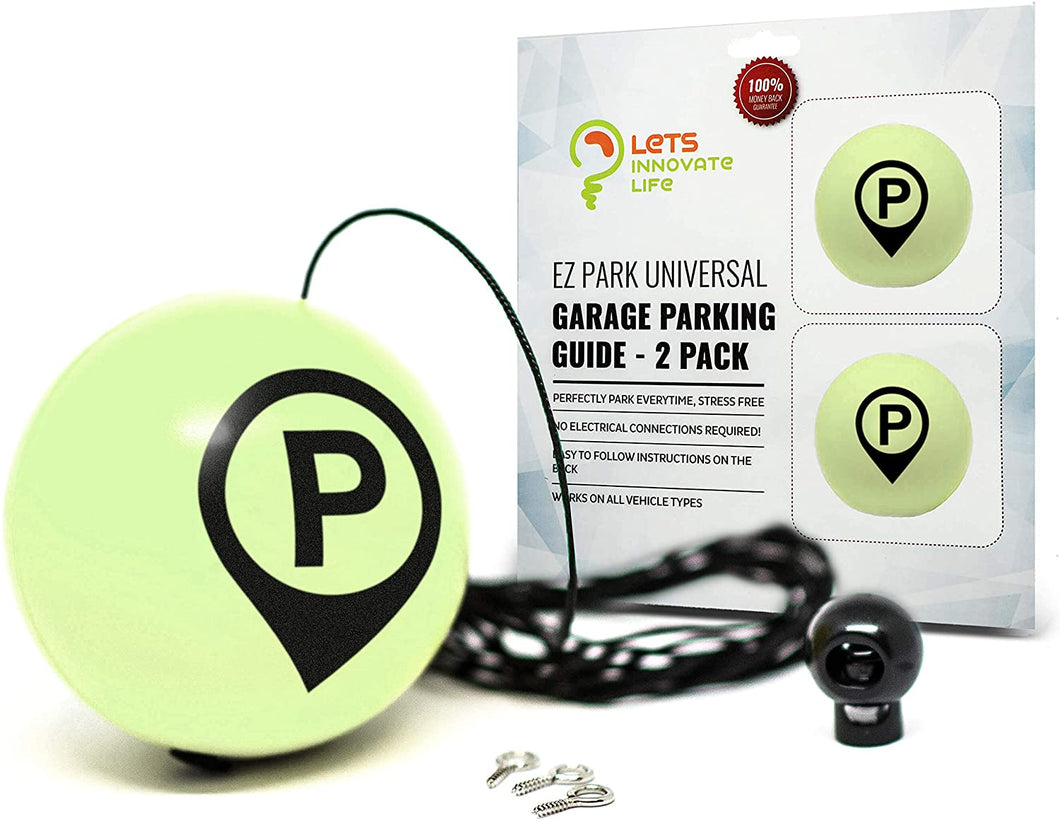 Parking Ball Green