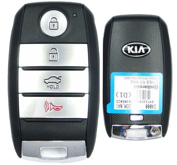 Kia Optima Smart Keyless Entry Remote Key -(95440-D4000/D5000)