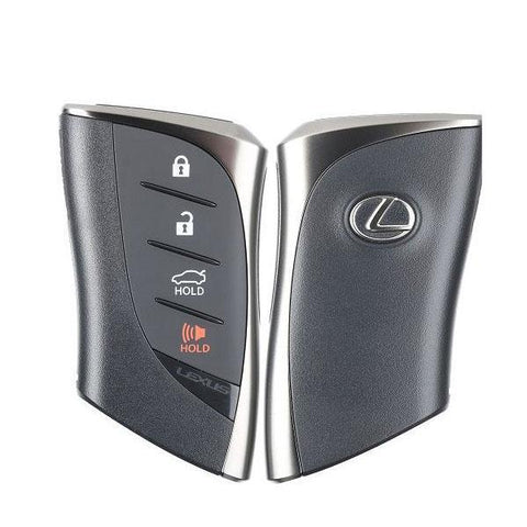 2021 Lexus ES250 ES350 / 4-Button Smart Key / PN: 8990H-06020 / HYQ14FBZ (OEM)
