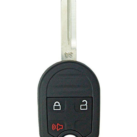 Ford / Lincoln 3 Button Remote Head Key PN: 164-R8070