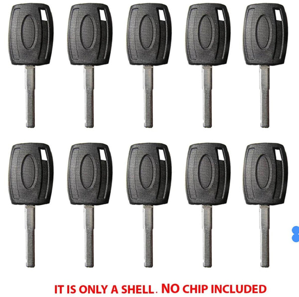 2011 - 2014 Ford Key Shell - HU101T17 (10 Pack)