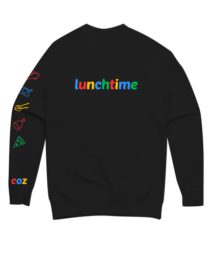Lunchtime Sweater