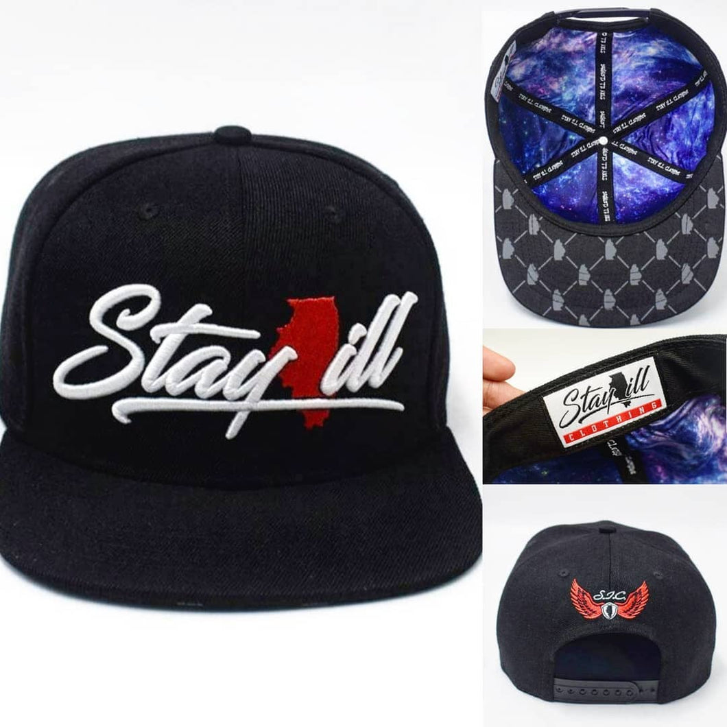 Stay iLL Galaxy Snap Back