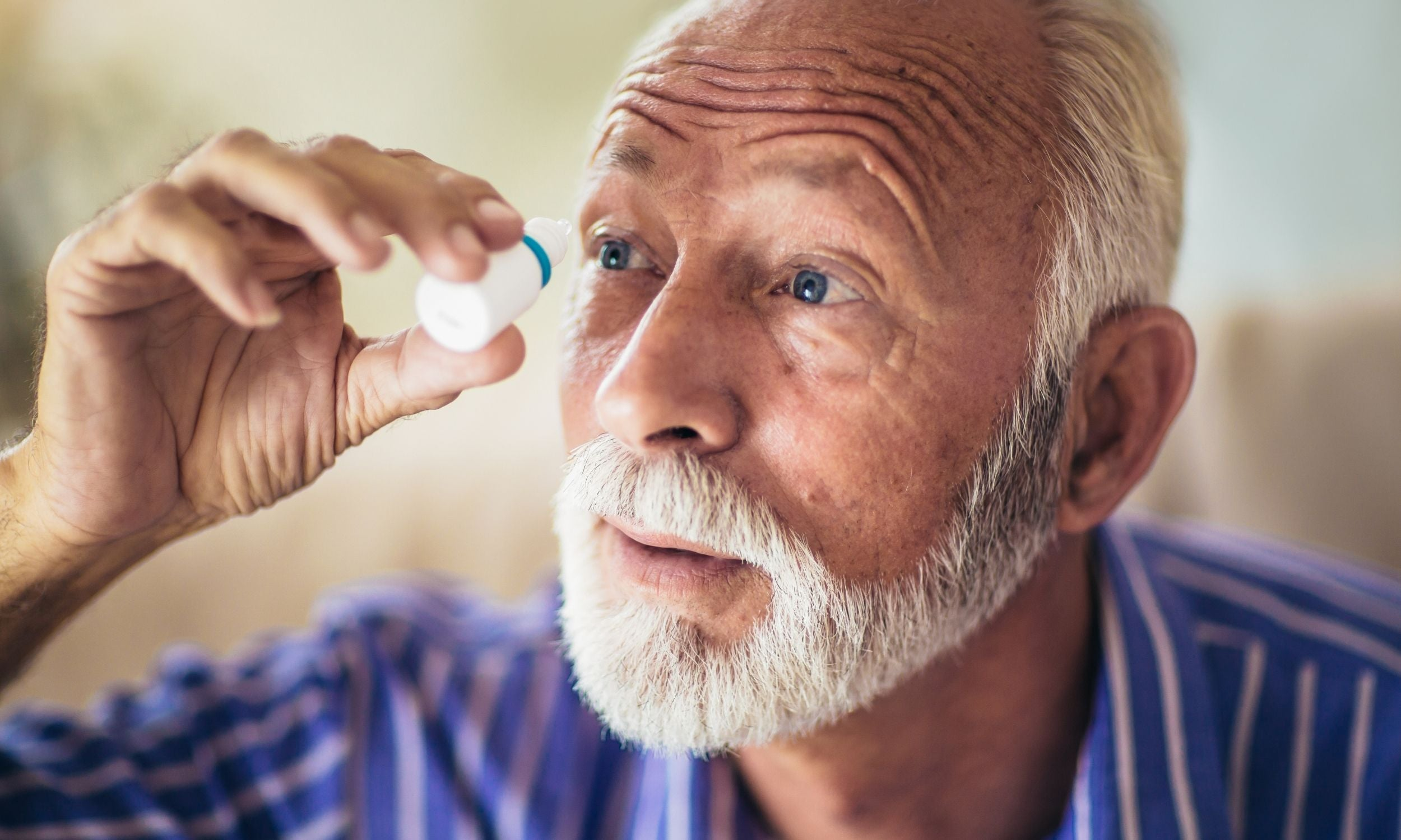 Stop Glaucoma from getting worse