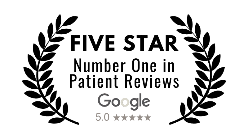 Number one patient reviews
