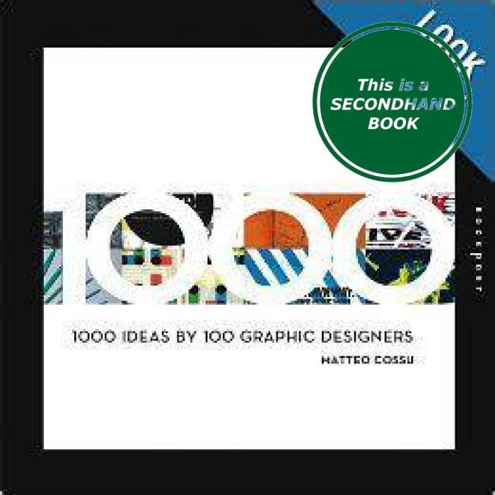 1000 Ideas By 100 Graphic Designers Book