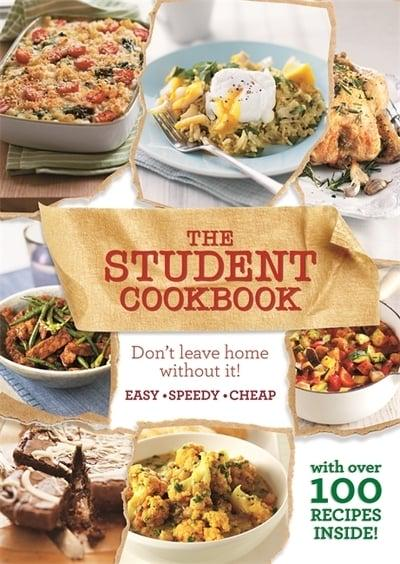 The Student Cookbook Easy