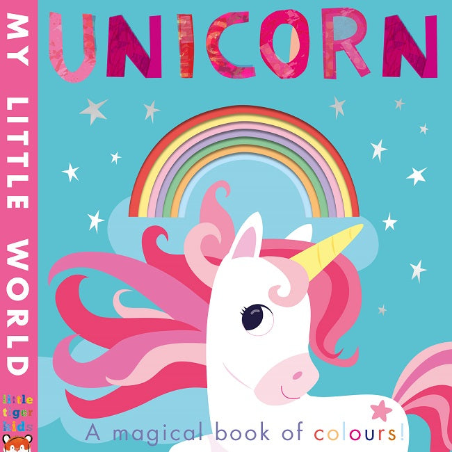 Unicorn: a magical book of colours